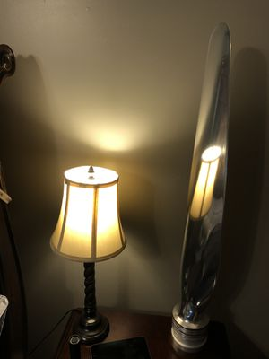 Polished Decorative Propeller for Sale in Saltillo, MS