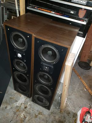 New And Used Audio Speakers For Sale In Houston Tx Offerup