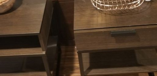 2 Espresso Side Tables for Sale in Edgewood,  WA