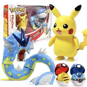 Pokemons - Pikachu & Gyarados for Sale in Weymouth, MA