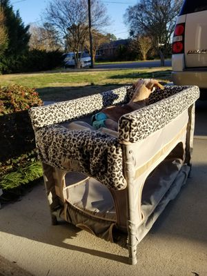 Dog bed cosleeper bunk bed for Sale in Norfolk, VA