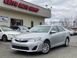 2012 Toyota Camry Hybrid for Sale in Fredericksburg, VA