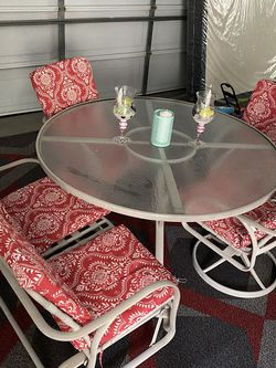 Patio Set for Sale in Tracy,  CA