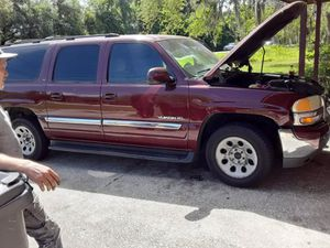 2002 gmc yukon xl !!!!PART OUT!!!! for Sale in Lakeland, FL