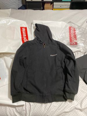 Supreme work jacket size med for Sale in Fresno, CA
