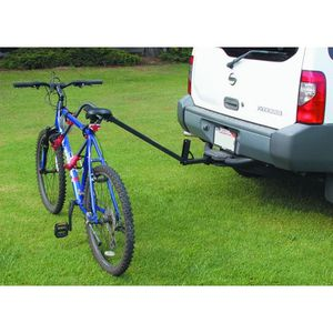 """NEW Premium 2-Bike Carrier Rack Hitch Mount Swing Down Bicycle Rack W/2"""" Receiver This convenient hitch mounted bike rack gives you easy access to yo for Sale in Pembroke Pines, FL"""