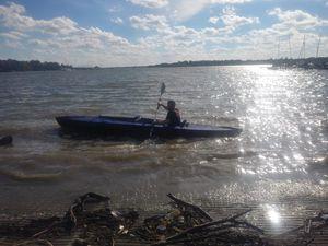 Folbit 12' inflatable canoe for Sale in Dallas, TX
