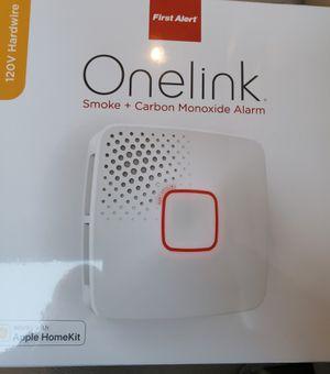 Furst Alert Onelink Wifi Fire and Carbon Monoxide detector for Sale in Bryans Road, MD