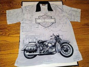 Harley Davidson Rare motorcycle Shirt for Sale in Newport News, VA