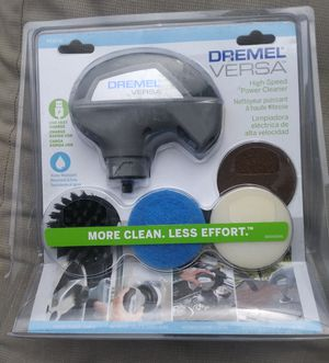 Dremel Versa 4-Volt Cordless Lithium-Ion Power Cleaner Tool for Sale in Las Vegas, NV