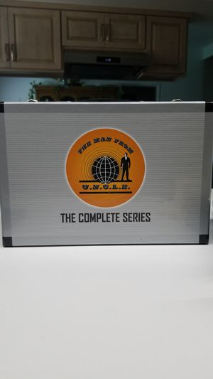 The Man from U. N. C. L. E complete series. for Sale in Los Angeles, CA