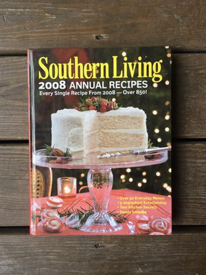 Southern Living 2008 Annual Recipes Hardcover - Over 850 Recipes for Sale in Chicago, IL