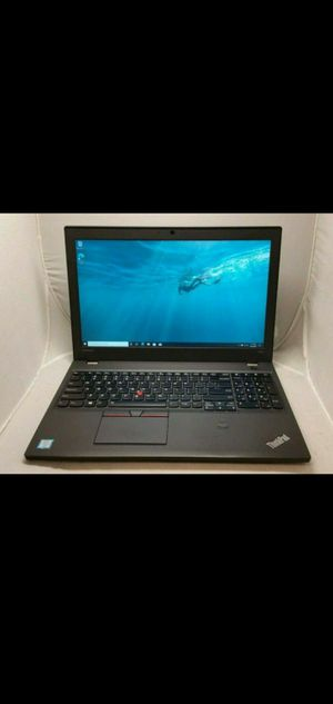 Lenovo E560 Laptop 15,6inch intel i5-6200u, 8GB RAM, 500GB HD, WIN-10, Office full package for Sale in Los Angeles, CA