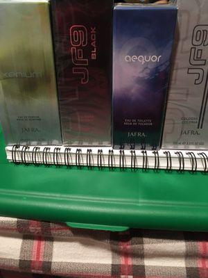 Perfumes de hombre de jafra un especial de 4 perfumes por 100 for Sale in Industry, CA