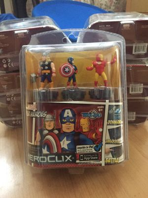 Marvel HeroClix (Lot of 7) for Sale in Pacifica, CA