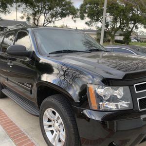 2009 Chevrolet Tahoe Black 82k Miles! for Sale in Seal Beach, CA