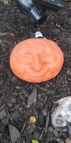 Garden / yard decoration Orange face for Sale in Gaithersburg,  MD