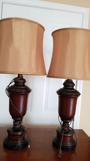 Twin Lamps for Sale in Wake Forest, NC