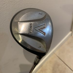 Taylormade V Steel 3 Fairway Wood for Sale in North Bend, WA