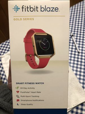 Fitbit blaze for Sale in New Haven, CT