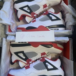 Jordan 4 Fire Red Sz 12 And 14 for Sale in Indianapolis, IN
