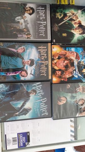 Harry potter movies for Sale in Tucson, AZ