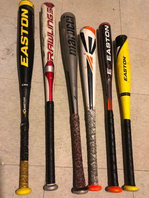 Base ball bats for Sale in Dallas, TX