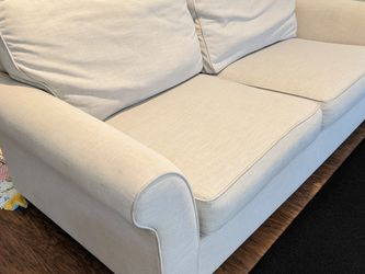 Pottery barn sofa and loveseat for Sale in Austin,  TX