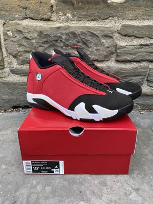 Nike Air Jordan 14 Toro Gym Red Size 10.5 for Sale in Ithaca, NY