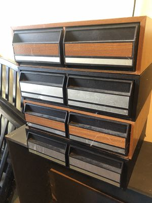 VHS tape holder for Sale in Fort Smith, AR