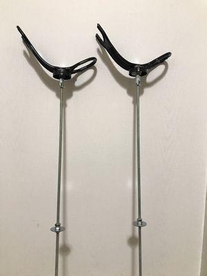 2 Handmade Ground Fishing Rod Holder for Sale in Lincoln, NE