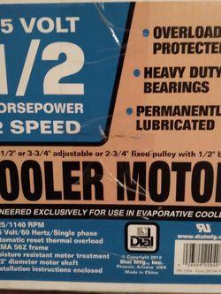 Motor Cooler for Sale in Bakersfield,  CA