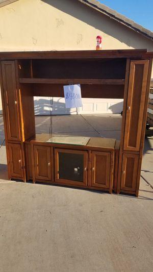 Entertainment center for Sale in Peoria, AZ