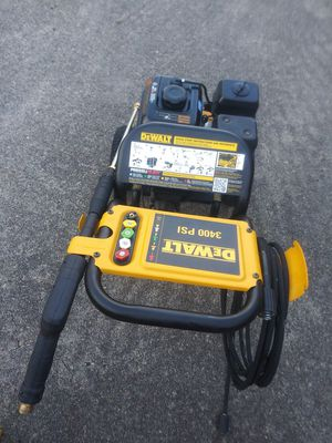 New Dewalt PressuReady 3400 PSI 2.5 GPM Powered Cold Water Gas Pressure Washer for Sale in Fort Worth, TX