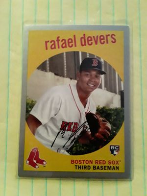 Assorted Baseball Cards, Rookies. for Sale in Philadelphia, PA