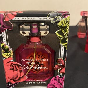 victoria secret bombshell wild flower perfum for Sale in Los Angeles, CA