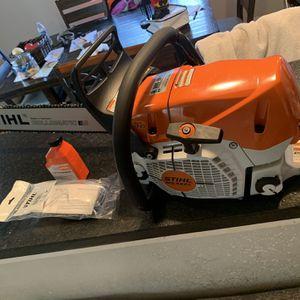 Stihl MS462C Chain Saw for Sale in Kent, WA