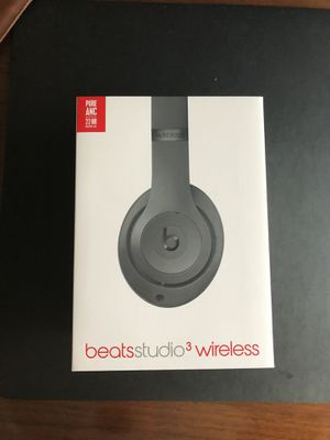 Beats Studio 3 by Dre (Wireless) for Sale in San Diego, CA