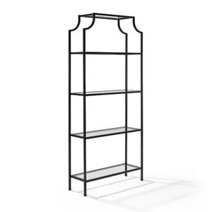 Large Glass Bookcase Wayfair for Sale in Fair Lawn, NJ