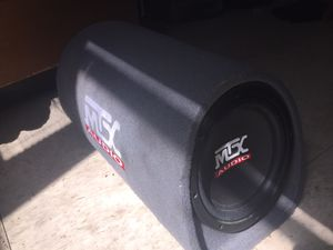 """MTX audio 8"""" subwoofer for Sale in Chicago, IL"""