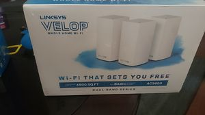 Linksys Velop whole home wifi AC3600 for Sale in Mebane, NC
