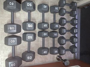 Dumbbell Weight Set for Sale in National City, CA