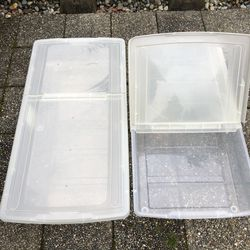 Storage Containers Set Of 2 New for Sale in Bothell,  WA