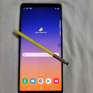 Samsung Galaxy Note 9 Unlocked $385 for Sale in Houston, TX