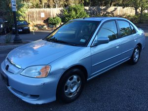 2003 HONDA CIVIC HYBRID for Sale in Weston, MA