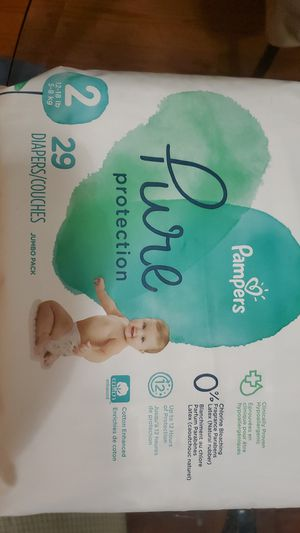 Pure Pampers, diapers for Sale in Dumfries, VA