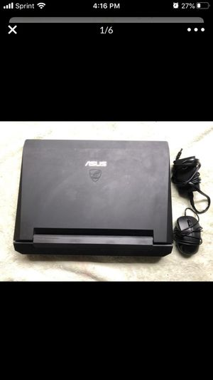 Asus Republic Of Gamers Gaming laptop (READ DESCRIPTION) for Sale in Mount Rainier, MD