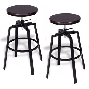 Adjustable Vintage Bar Stool for Sale in Arcadia, CA