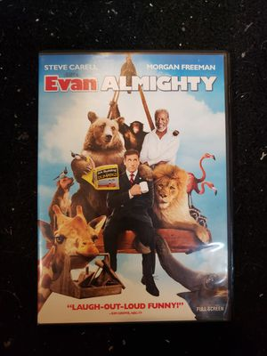 Evan All Mighty (DVD) for Sale in Oceano, CA