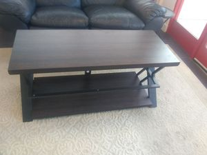 Brand New TV stand/table $75 o.bo. for Sale in Huntington Beach, CA